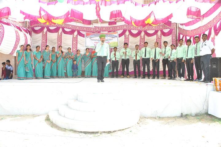 Sk Greenwood Shikshan Sanstan-Events