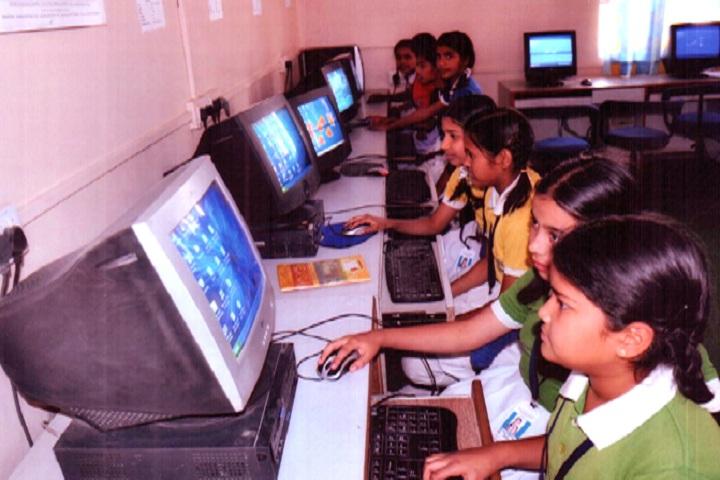 Smt Chunki Devi Mahadeo Lal Bhomrajka KVS Public School-IT-Lab