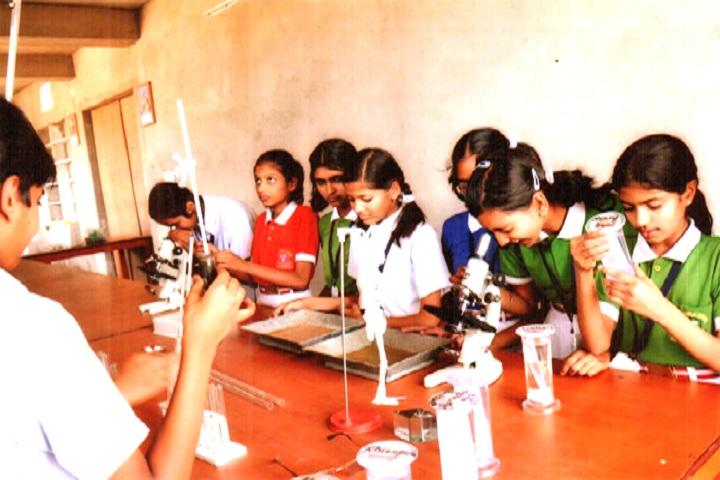 Smt Chunki Devi Mahadeo Lal Bhomrajka KVS Public School-Laboratory