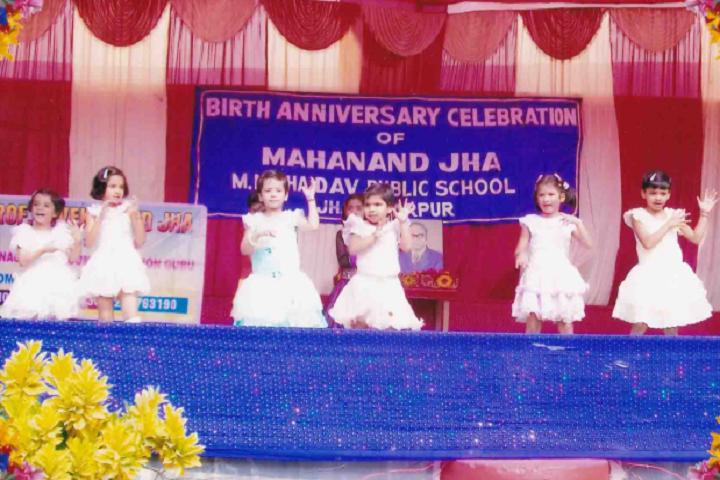 M N Jha D A V Public School- Dance Performance
