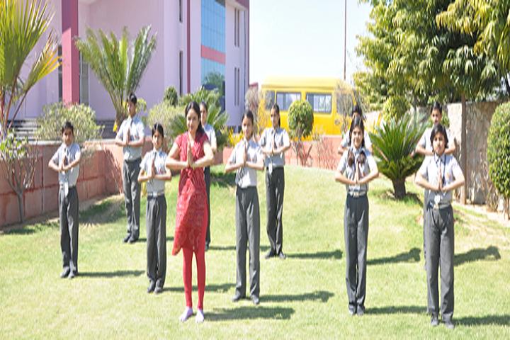 Sneh Public School-Yoga