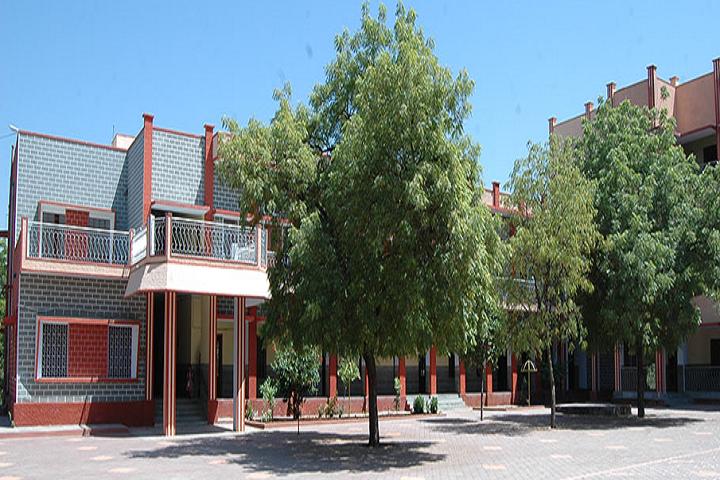 Sophia Girls Secondary School-Campus  Ground