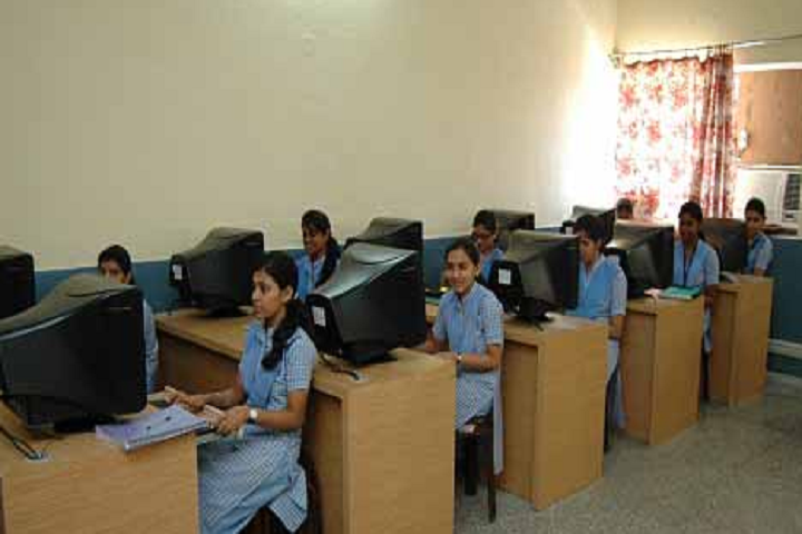 Sophia Girls Secondary School-IT Lab