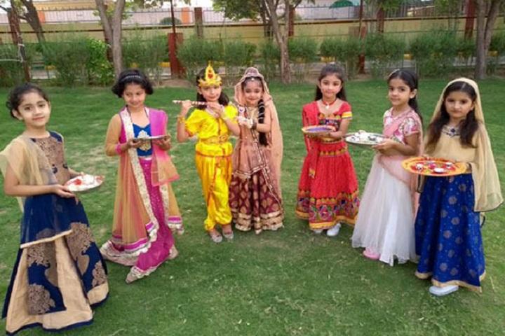 Sophia Secondary School-Events celebration