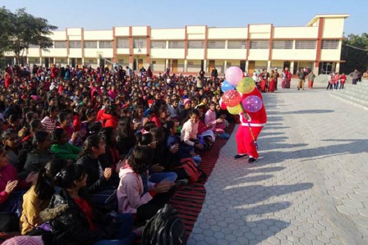 Sophia Secondary School-Events christmas