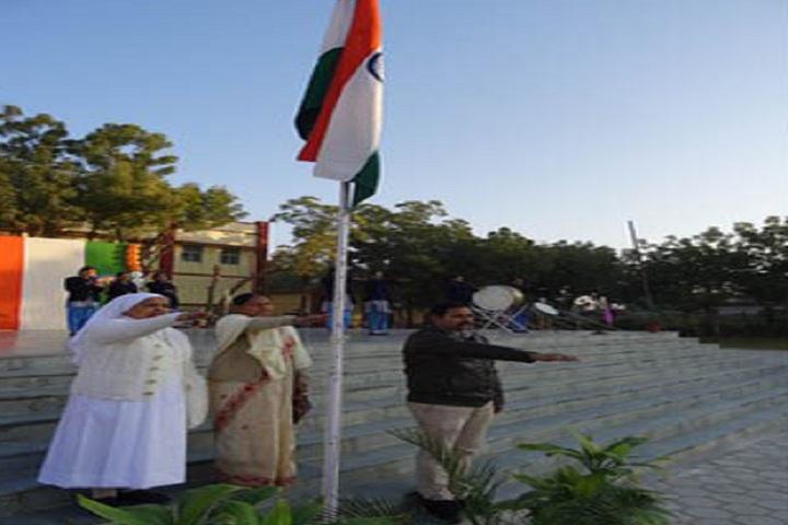 Sophia Secondary School-Events republic day