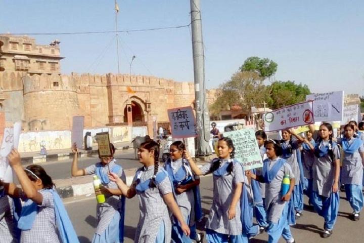 Sophia Secondary School-Others rally