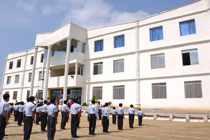 M S Memorial Academy-Campus Area