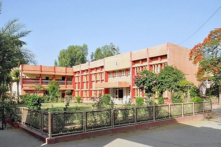 Sophia Secondary School-Campus-View full