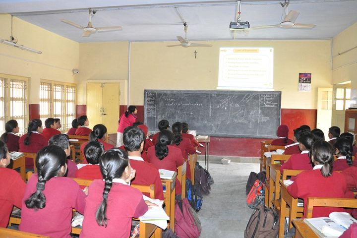 Sophia Secondary School-Classroom senior