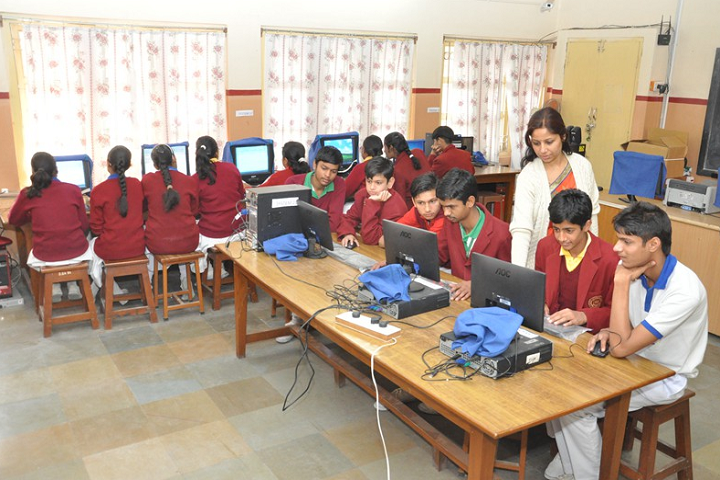 Sophia Secondary School-IT-Lab