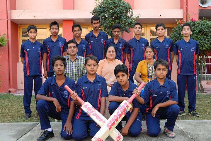 Sophia Secondary School-Sports
