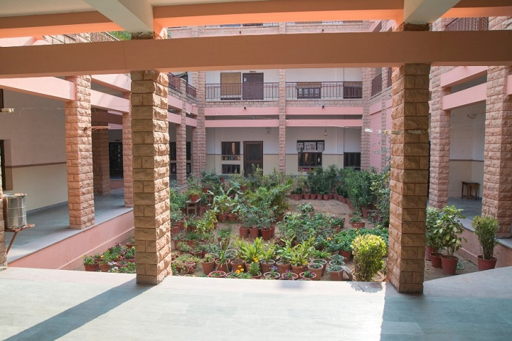 Sri Aurbindo Centre Of New Education-Campus-View inside