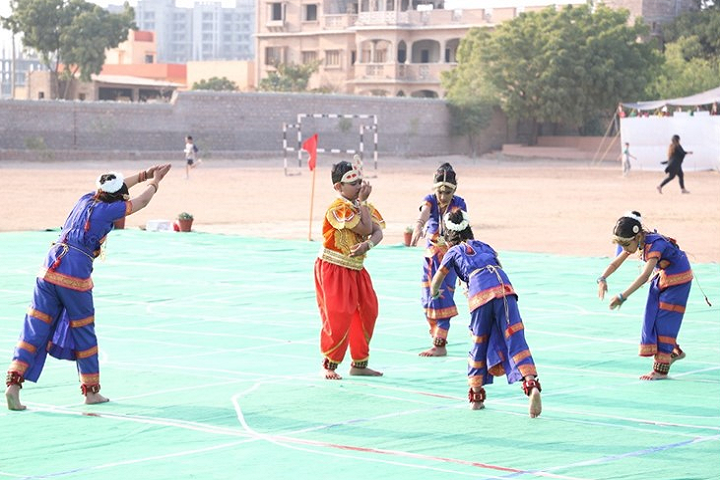 Sri Aurbindo Centre Of New Education-Others sports meet programme