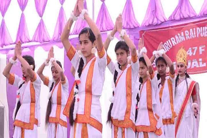 Sri Gururam Rai Public School-Events function