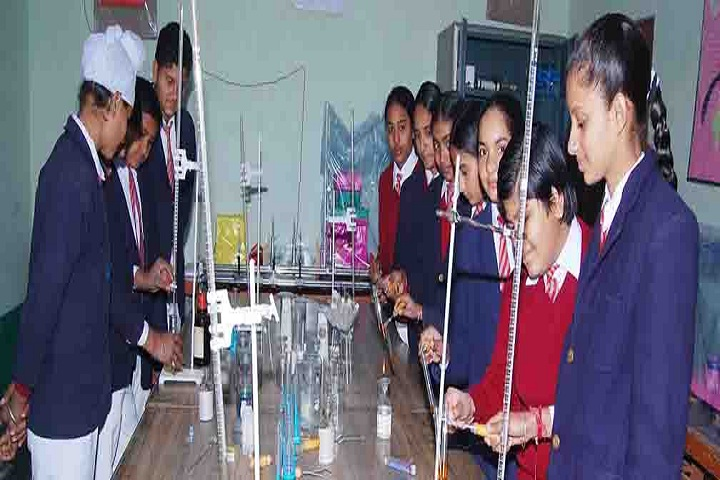 Sri Gururam Rai Public School-Laboratory chemistry