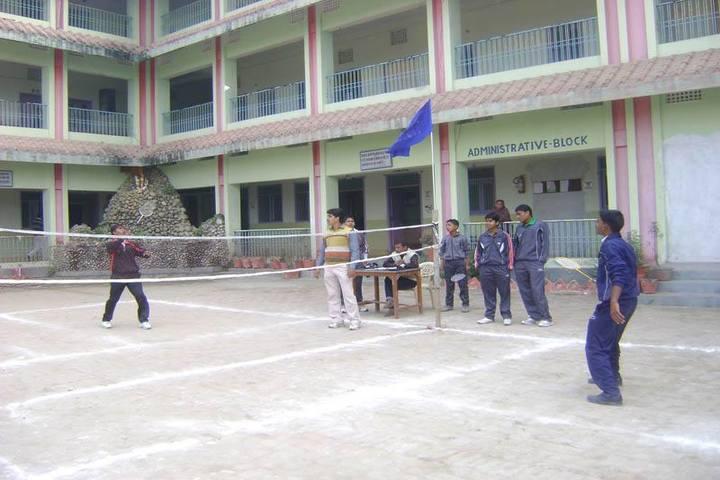 Maa Maitrayini Yogini Secondary School-Annual Sports Meet