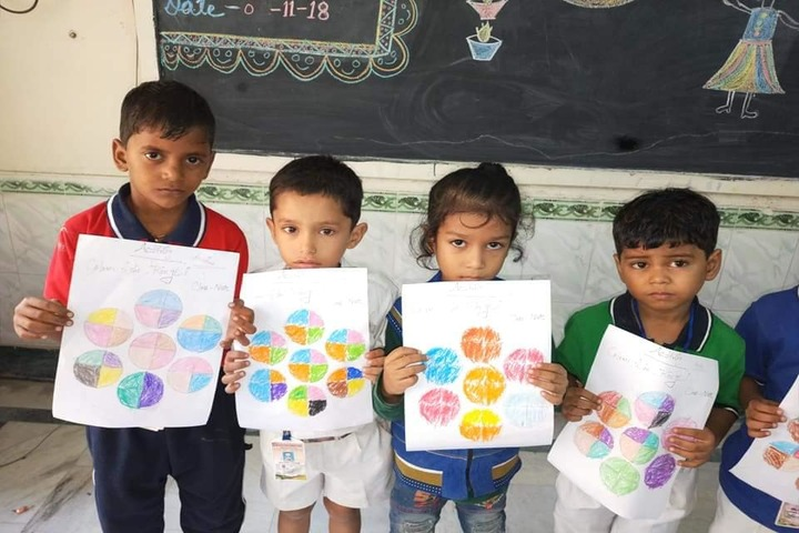 Maa Maitrayini Yogini Secondary School-Drawing Competition