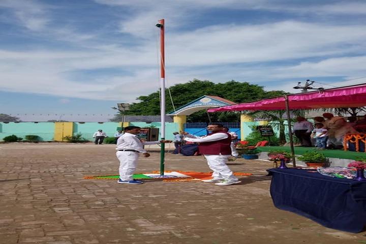 Maa Maitrayini Yogini Secondary School-Independence Day Celebrations