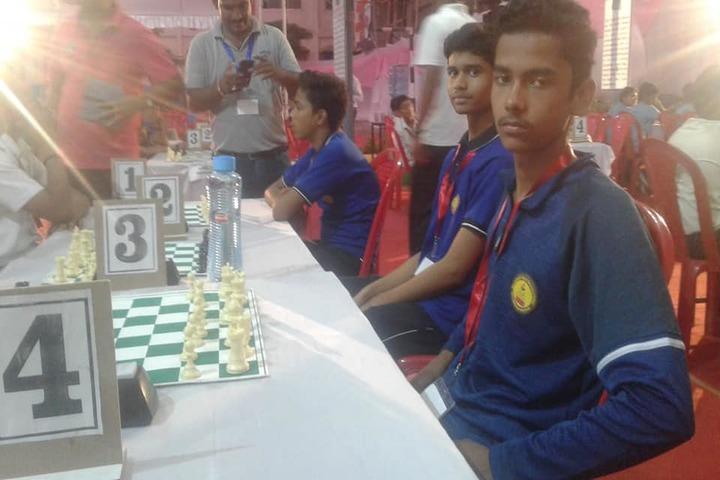 Maa Maitrayini Yogini Secondary School-Indoor Games