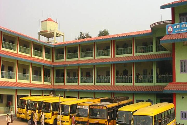Maa Maitrayini Yogini Secondary School-Transport Facilities
