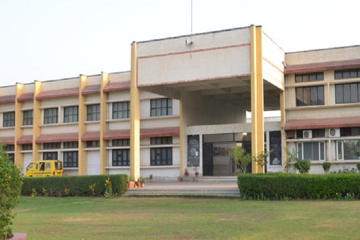 Ss Mody Vidya Vihar-Campus-View front