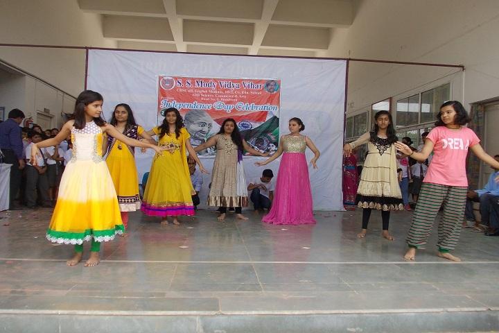 Ss Mody Vidya Vihar-Events independance day programme