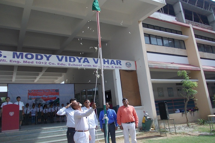 Ss Mody Vidya Vihar-Events republic day