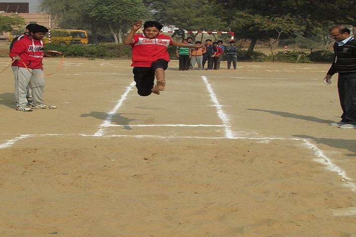 Ss Mody Vidya Vihar-Sports jump