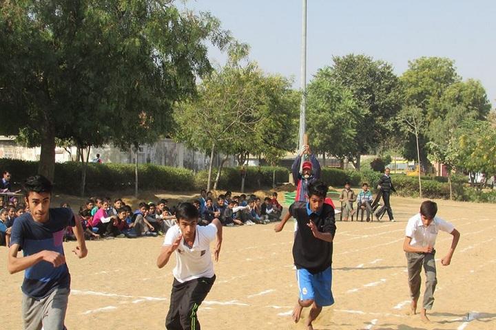 Ss Mody Vidya Vihar-Sports running