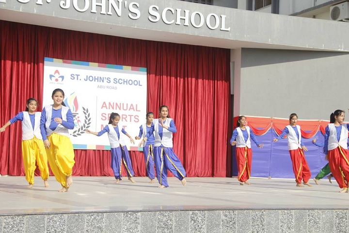 St JohnS School-Events