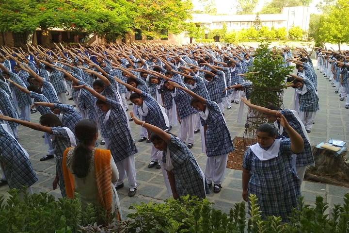 St MaryS Convent School-Others yoga