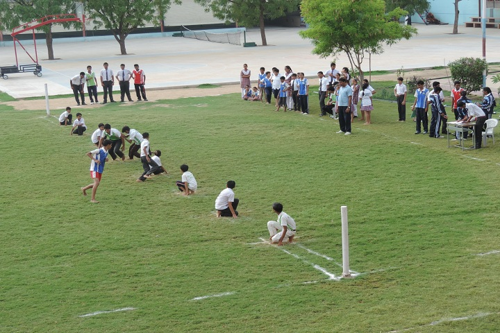 St PaulS School-Sports kho kho