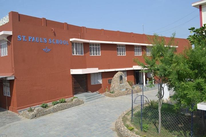 St PaulS School-Campus-View entrance