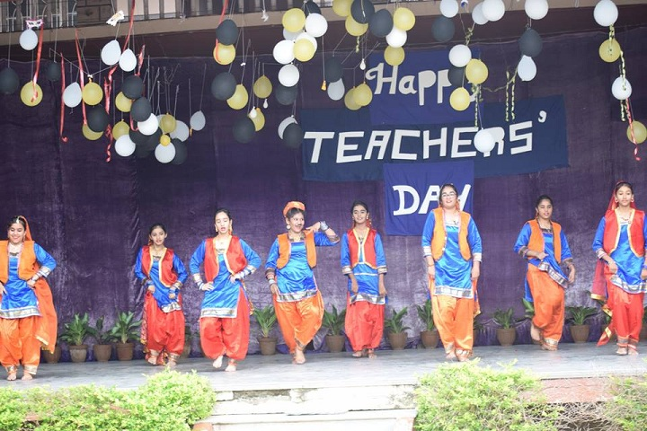 St PaulS School-Events teachers day