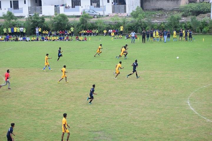 St PaulS School-Sports football