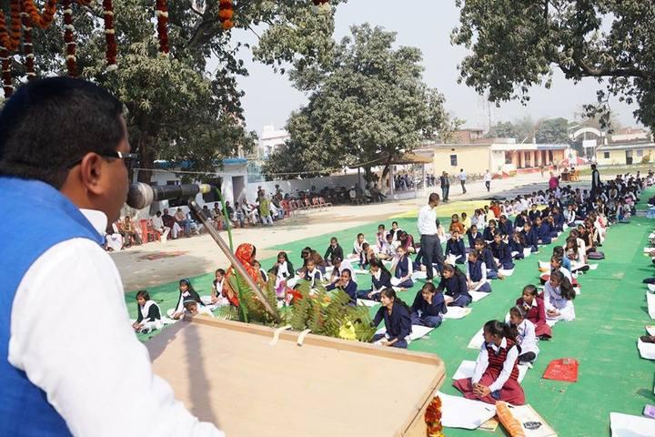 Madhuban Central School-Yoga Day Celebrations
