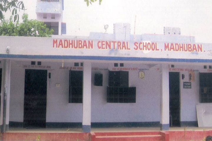 Madhuban Central School- School Building