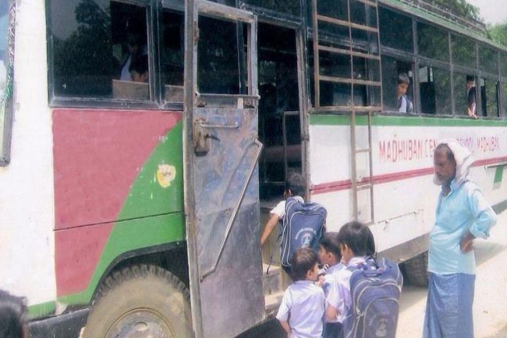 Madhuban Central School- School Bus