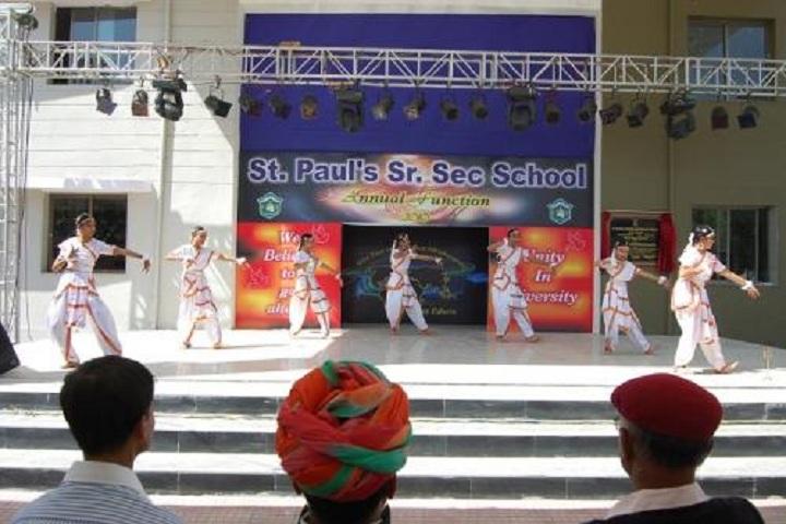 St PaulS Senior Secondary School-Events Programme