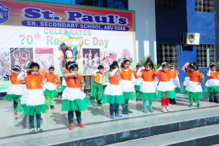 St PaulS Senior Secondary School-Events Republic Day Programme