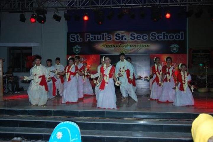 St PaulS Senior Secondary School-Events