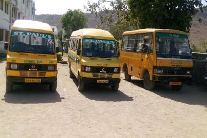 St PaulS Senior Secondary School-Transport
