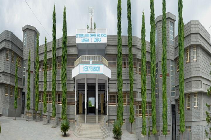 St Teresa Vidyadeep-Campus-View
