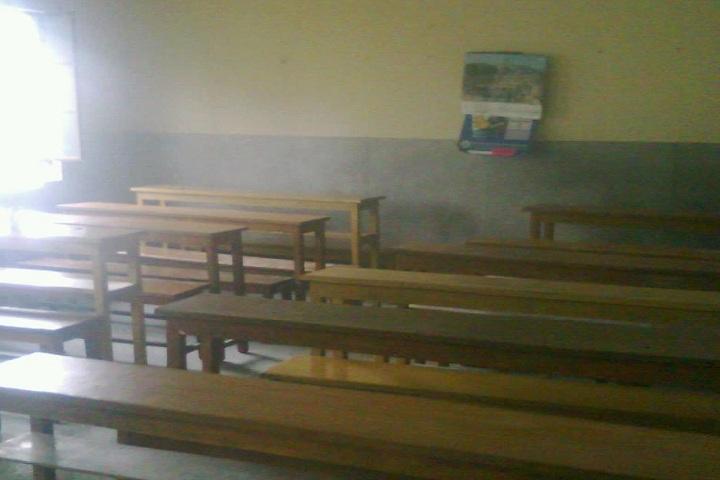 St Teresa Vidyadeep-Classroom