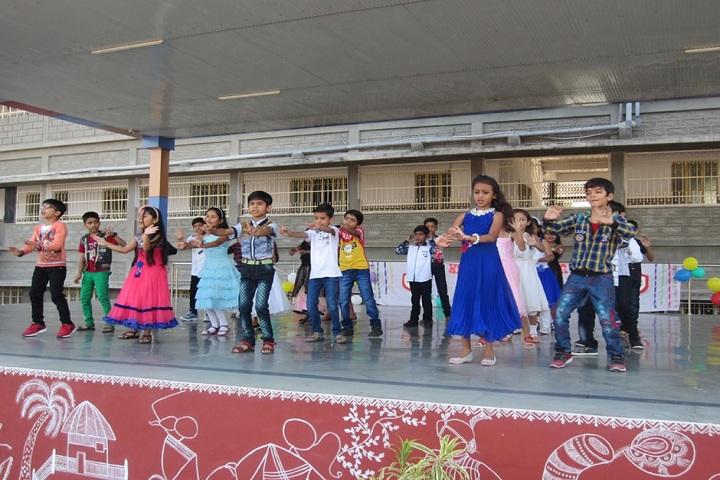 St Teresa Vidyadeep-Events programme