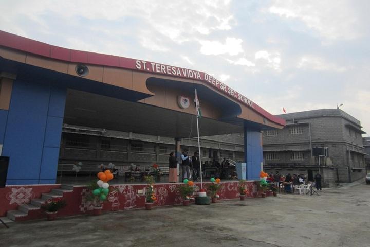 St Teresa Vidyadeep-Events republic day