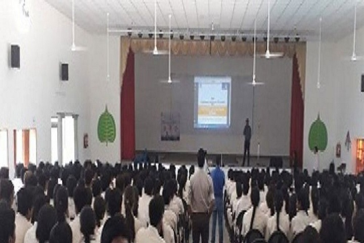 St Annes Senior Secondary School-Auditorium