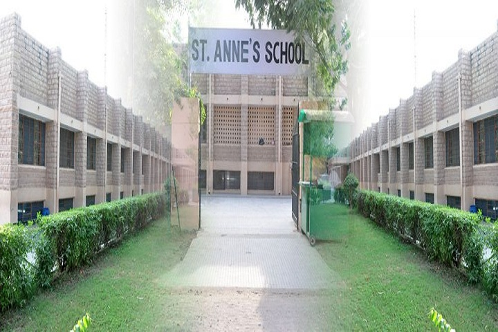 St Annes Senior Secondary School-Campus-View