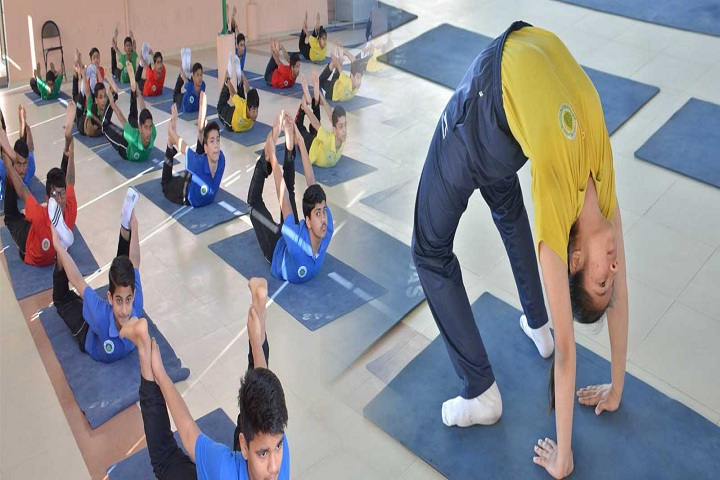 St Annes Senior Secondary School-Others yoga